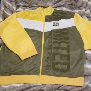 Ecko Mens zip-up Jacket (size 3XL)